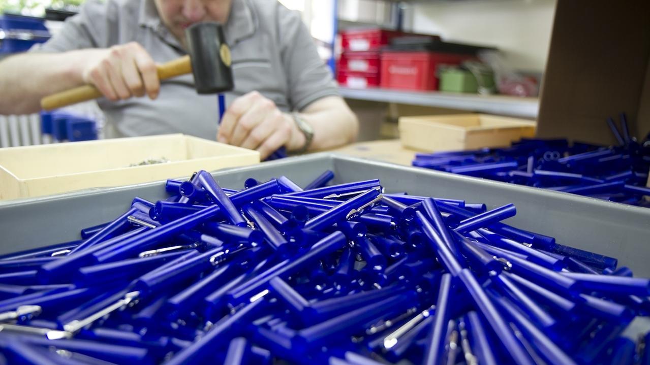 Werkstätten für Menschen mit Handicap bereiten sie für den ersten Arbeitsmarkt vor