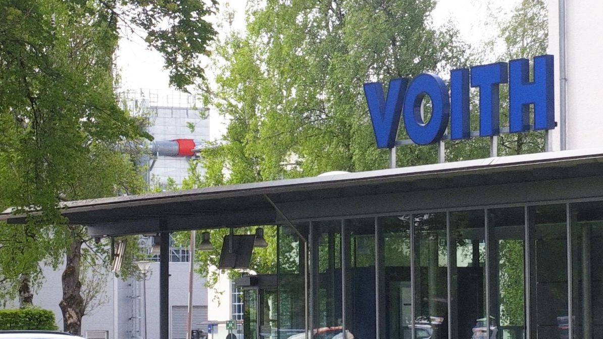 Voith in Sonthofen
