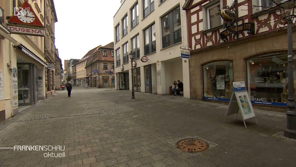 """Der Kulmbacher Einzelhandel hat sich durch das Weihnachtsgeschäft gekämpft, indem er zum Beispiel """"Call & Collect"""" angeboten hat."""