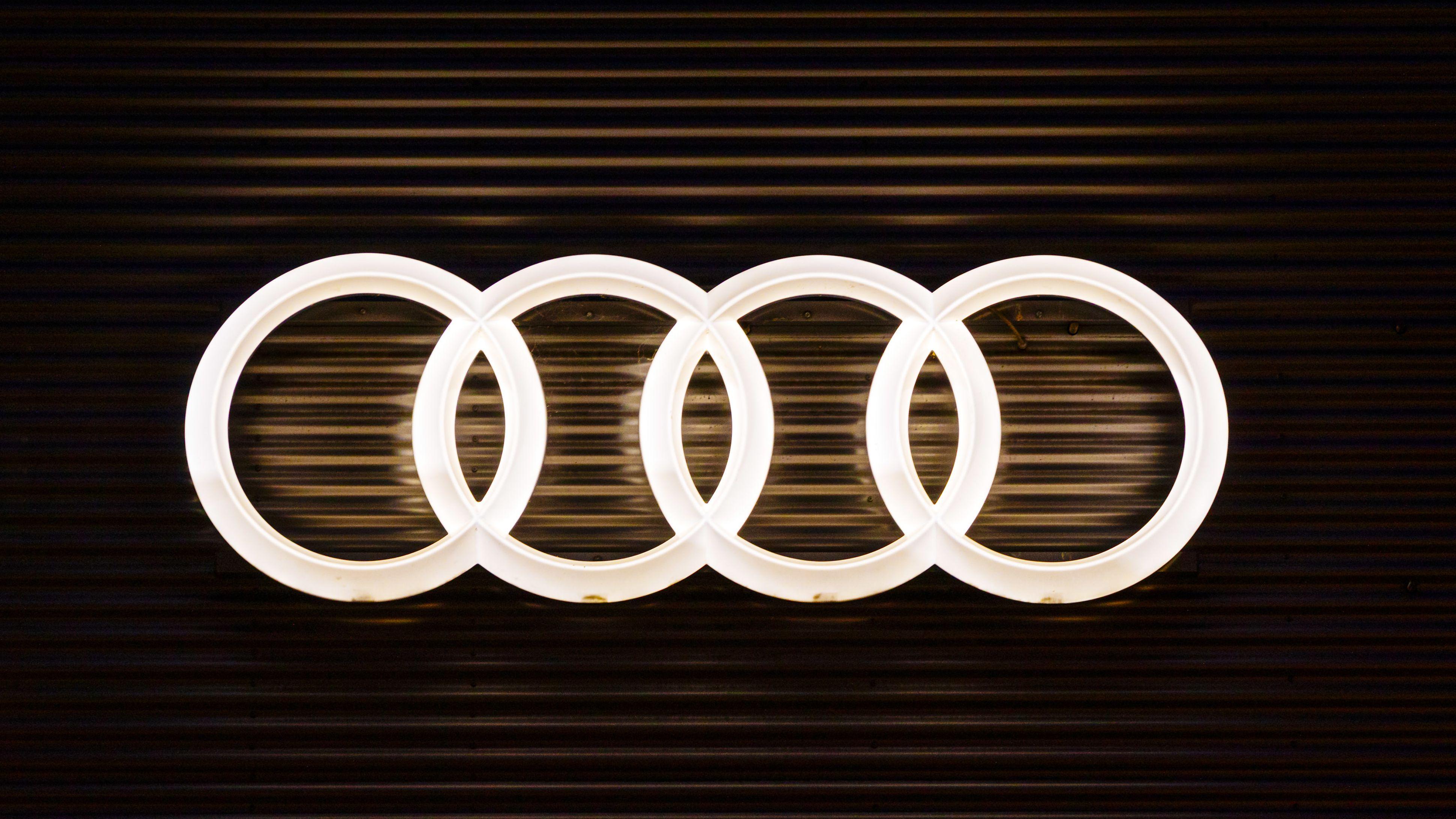 Firmenlogo von Audi