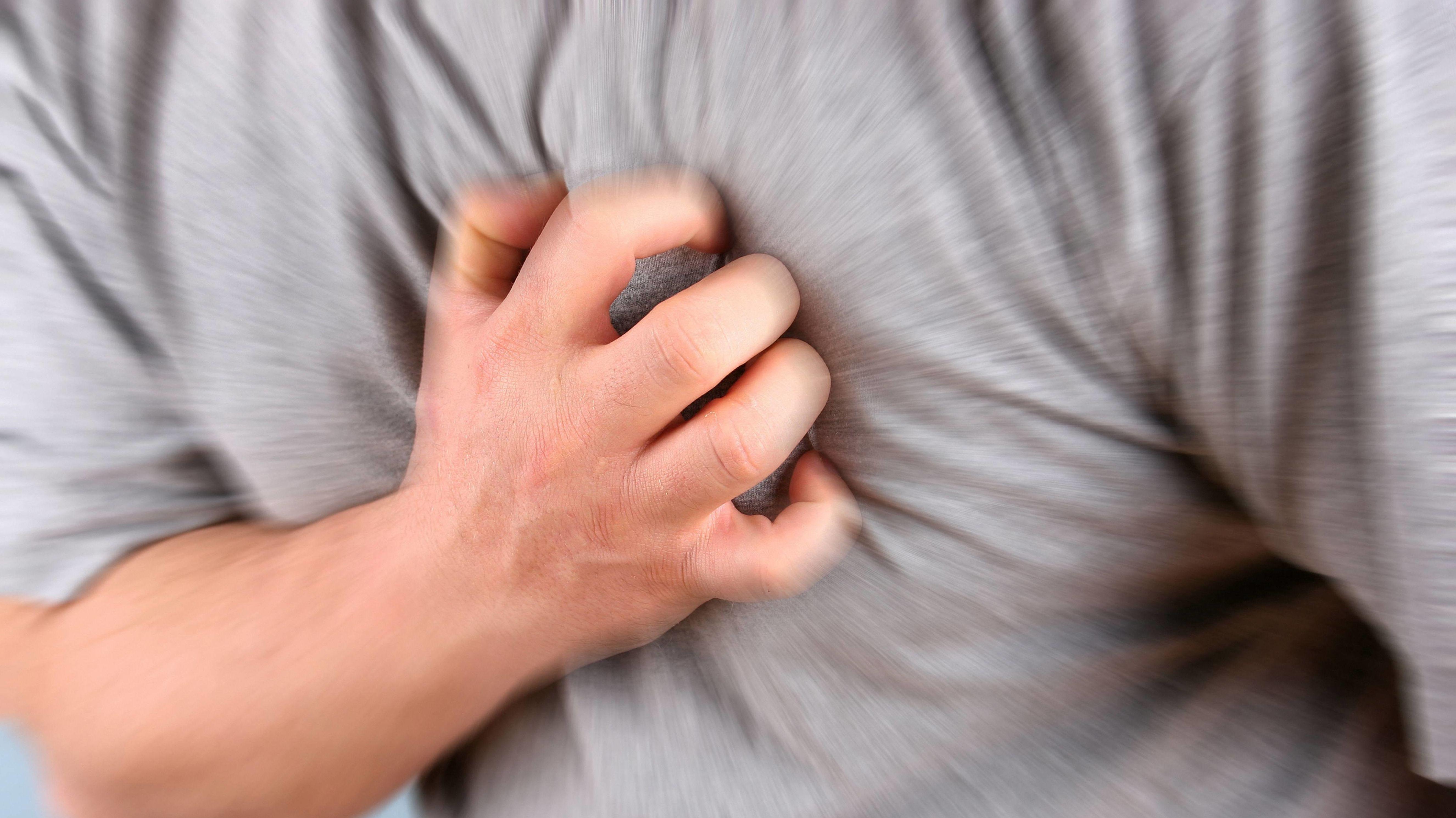 Herzbeschwerden