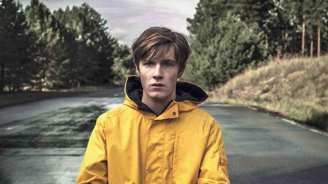 Protagonist Jonas gespielt von Louis Hofmann in der Serie Dark