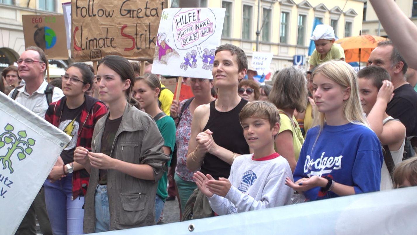 Munich-for-Future-Demo in München
