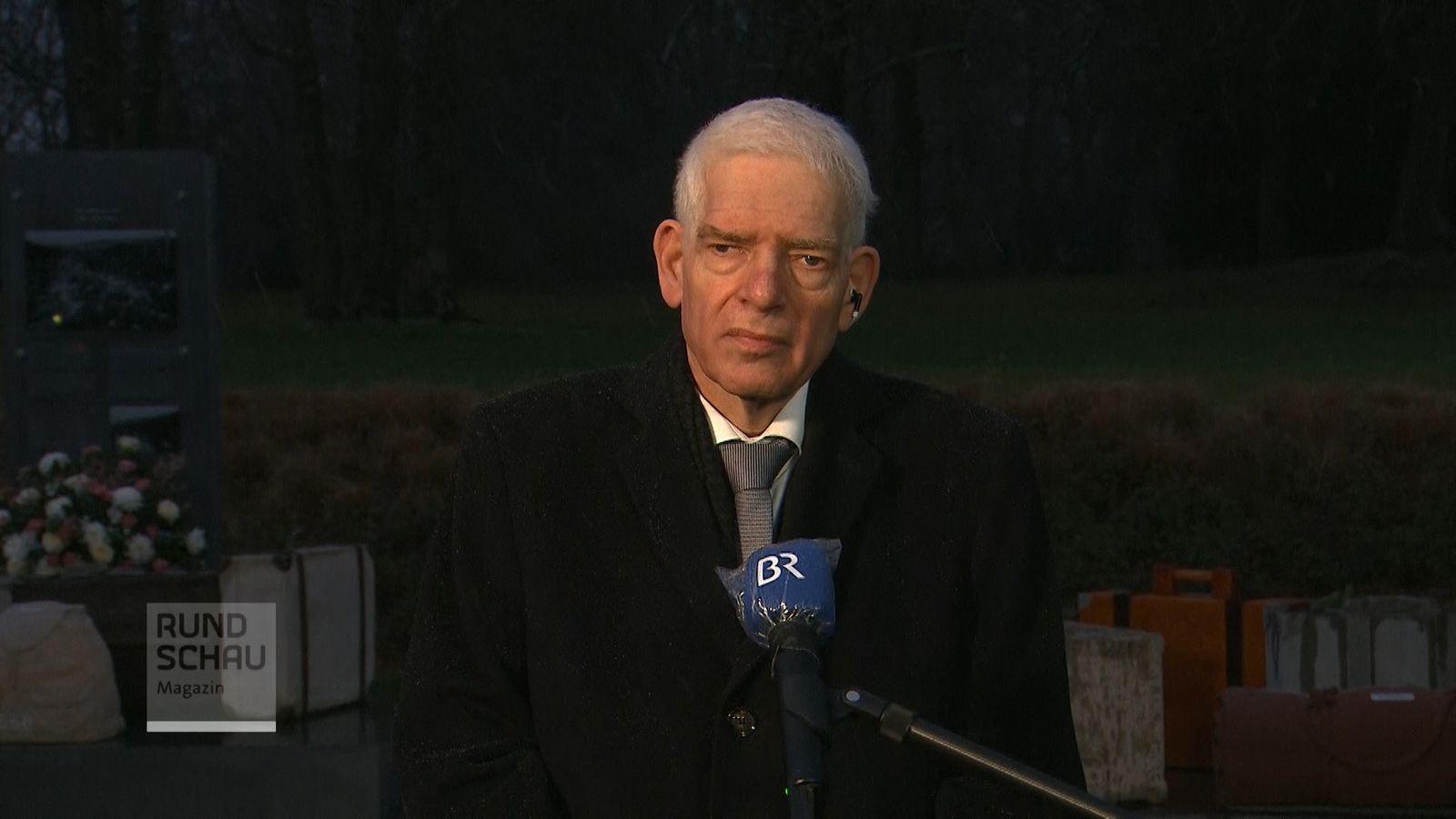 Zentralratspräsident Schuster: `Manche haben nichts begriffen`