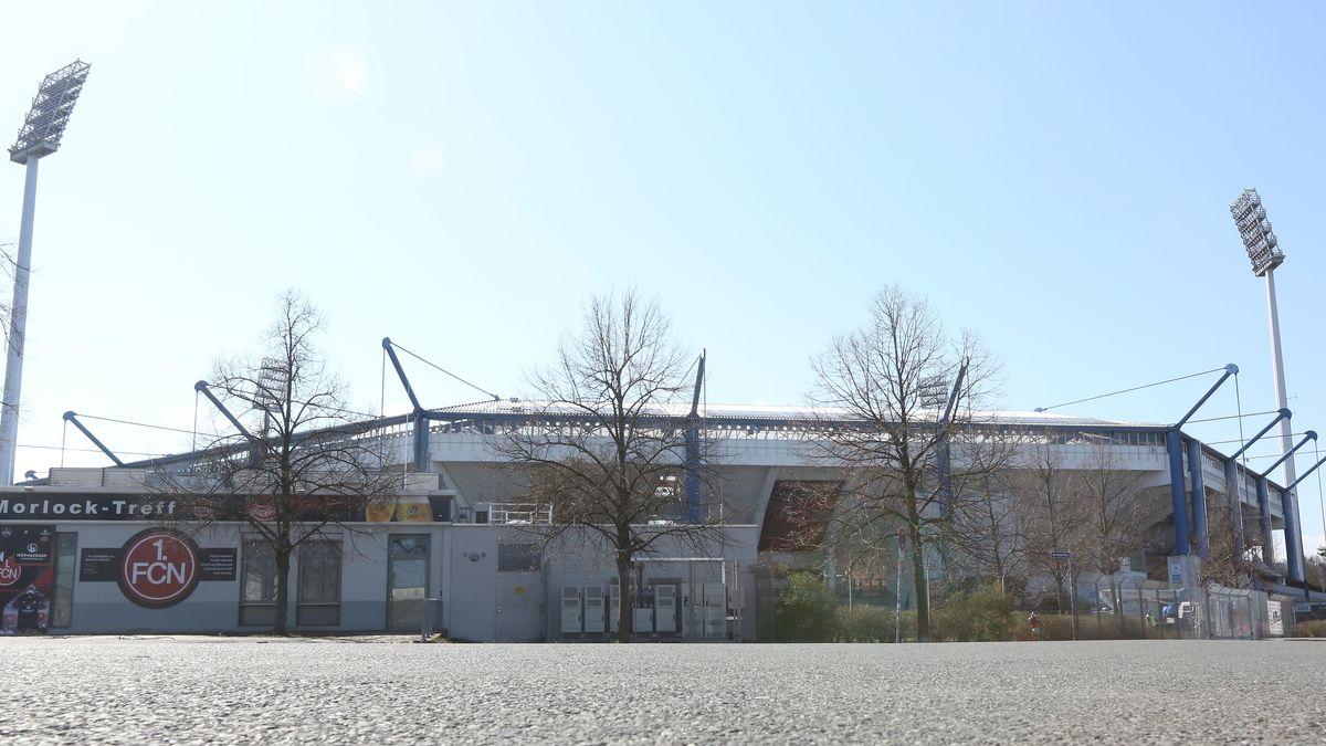 Max-Morlock-Stadion in Nürnberg