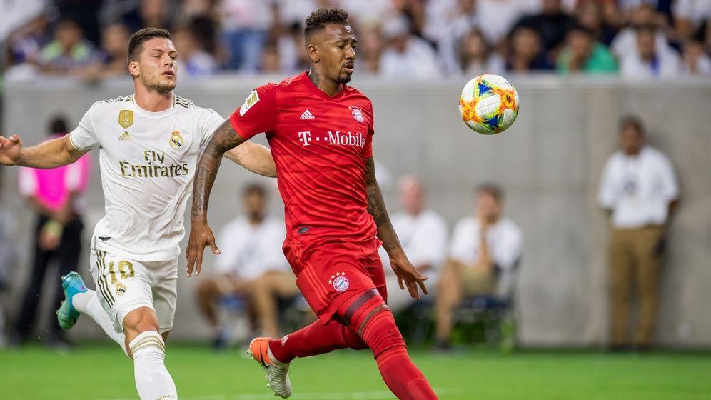 FC Bayern München - Real Madrid | Bild:dpa-Bildfunk/Trask Smith