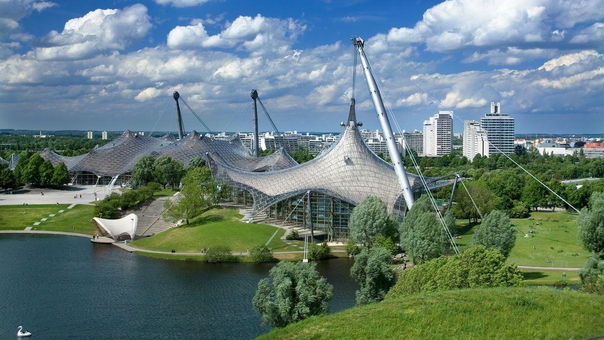 Der Münchner Olympiapark