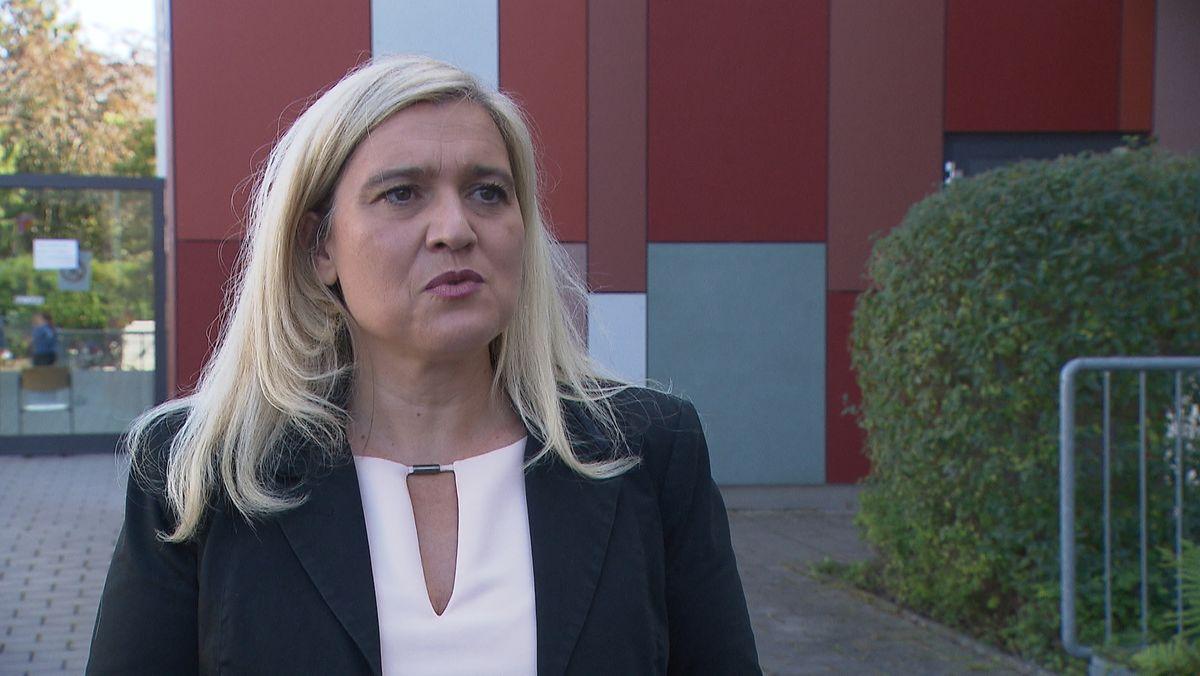 Melanie Huml (CSU), bayerische Gesundheitsministerin