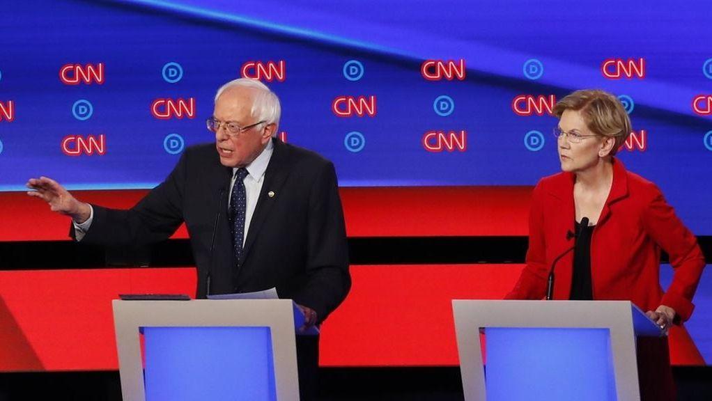 Sanders und Warren