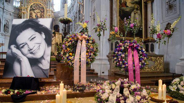 Trauerfeier für Hannelore Elsner
