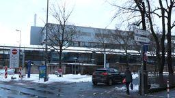 Klinikum Erlangen (Symbolbild)   Bild:News5
