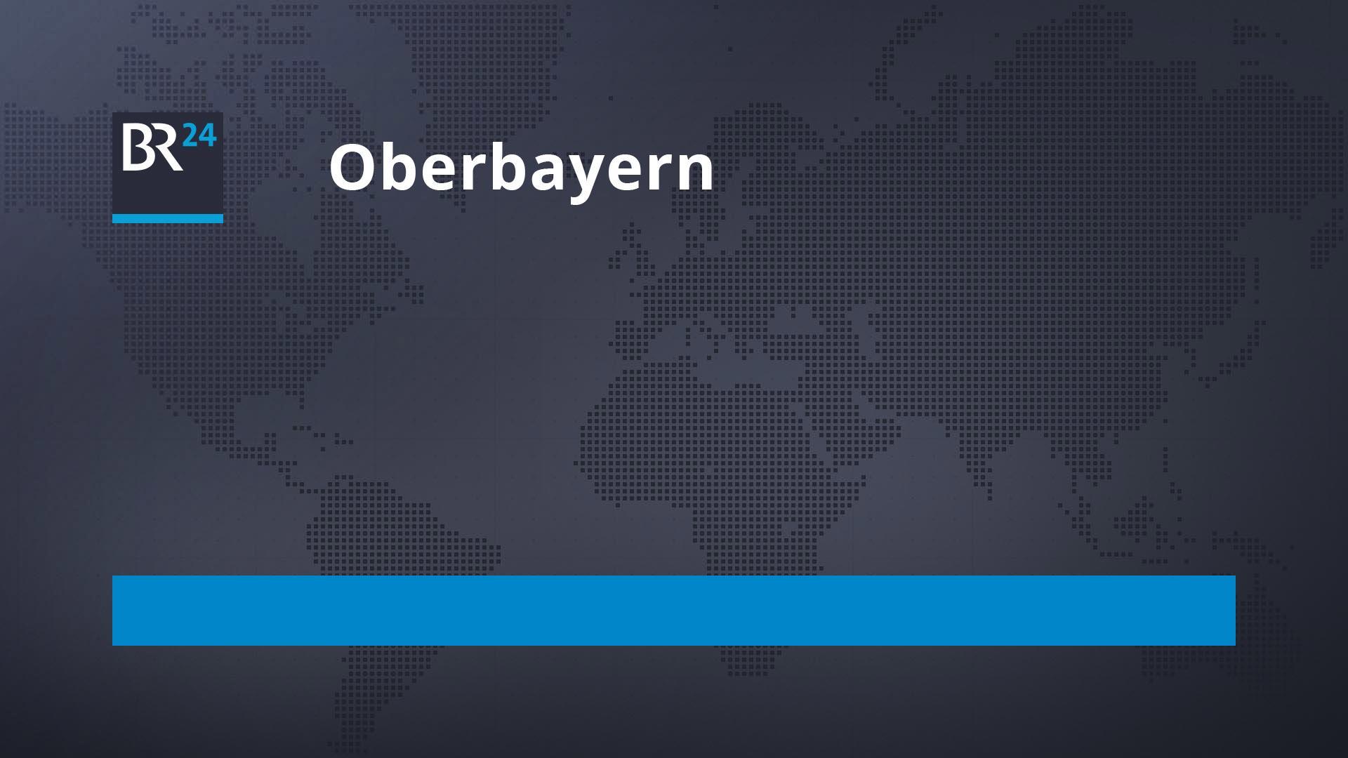Symbolbild BR24 Oberbayern