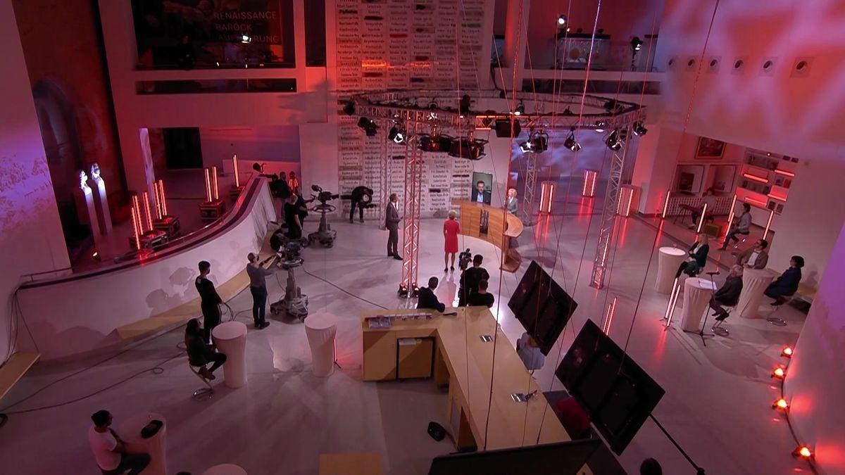 Live-Sendung des BR zur Kulturhauptstadt-Bewerbung