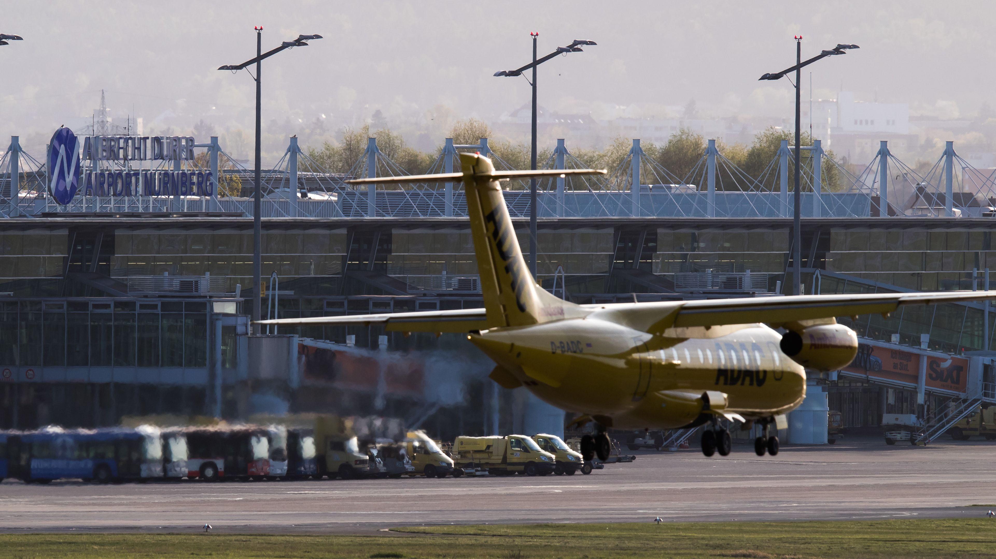 Nürnberger Flughafen