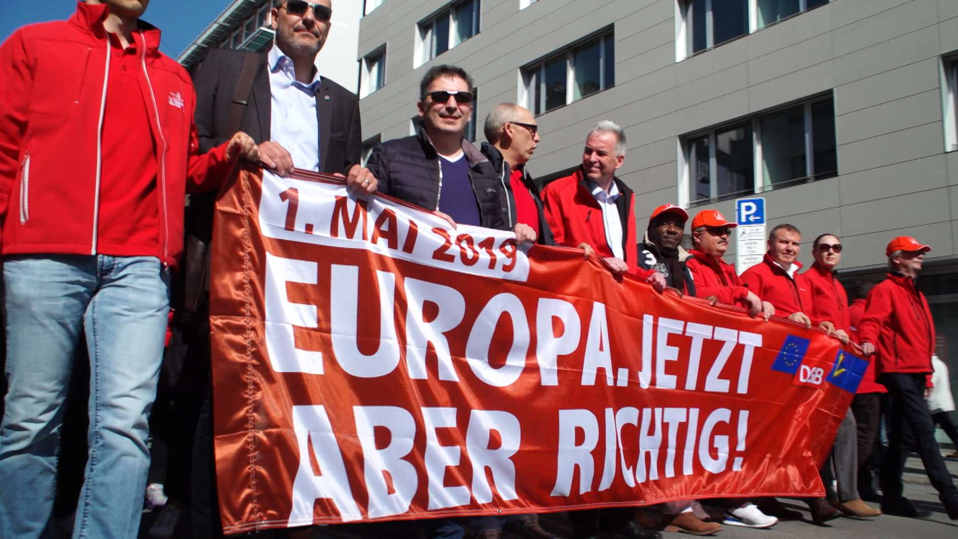 Mai-Kundgebung in München