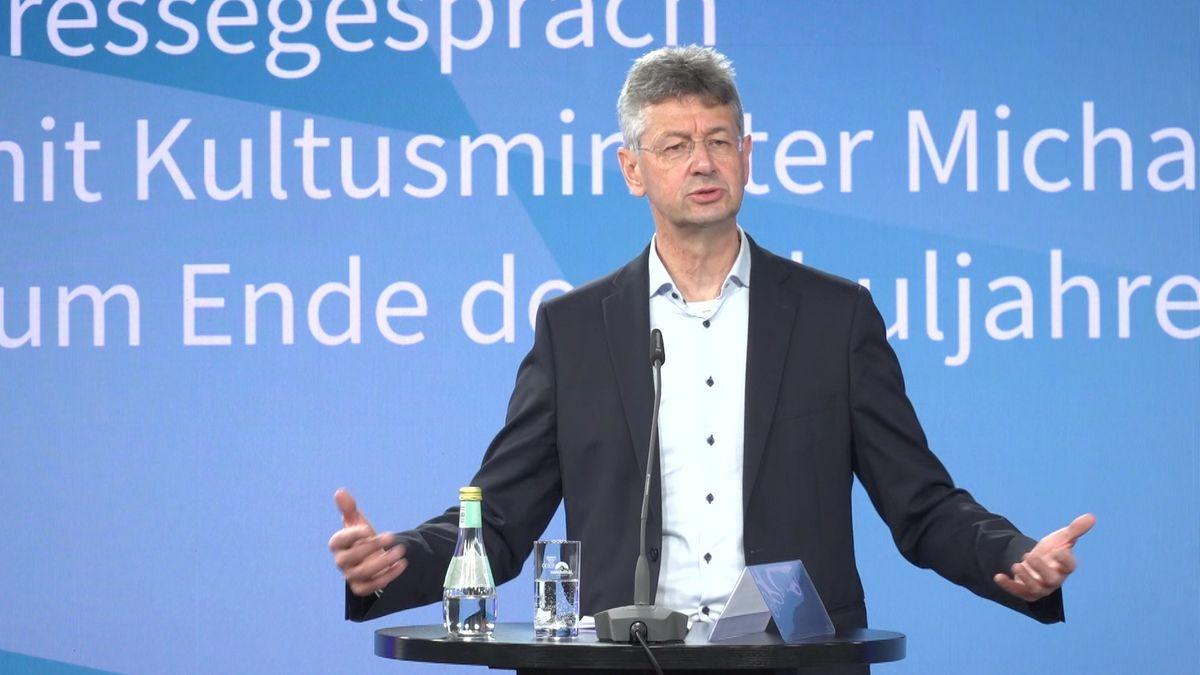 Bayerns Kultusminister Michael Piazolo (FW)