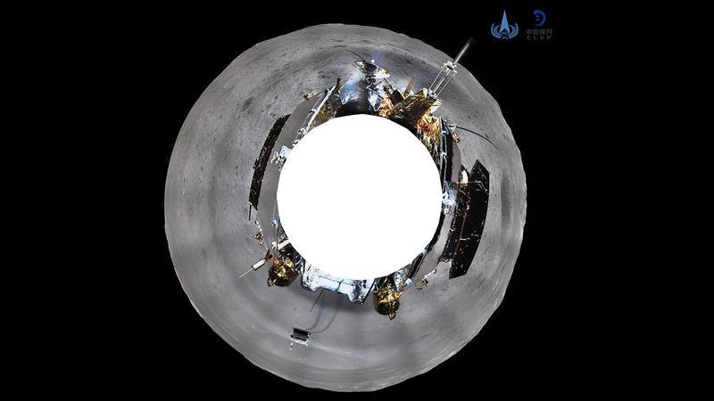 dd5c85da6dcbc Chinas Rover rollt über die Mond-Rückseite | BR24