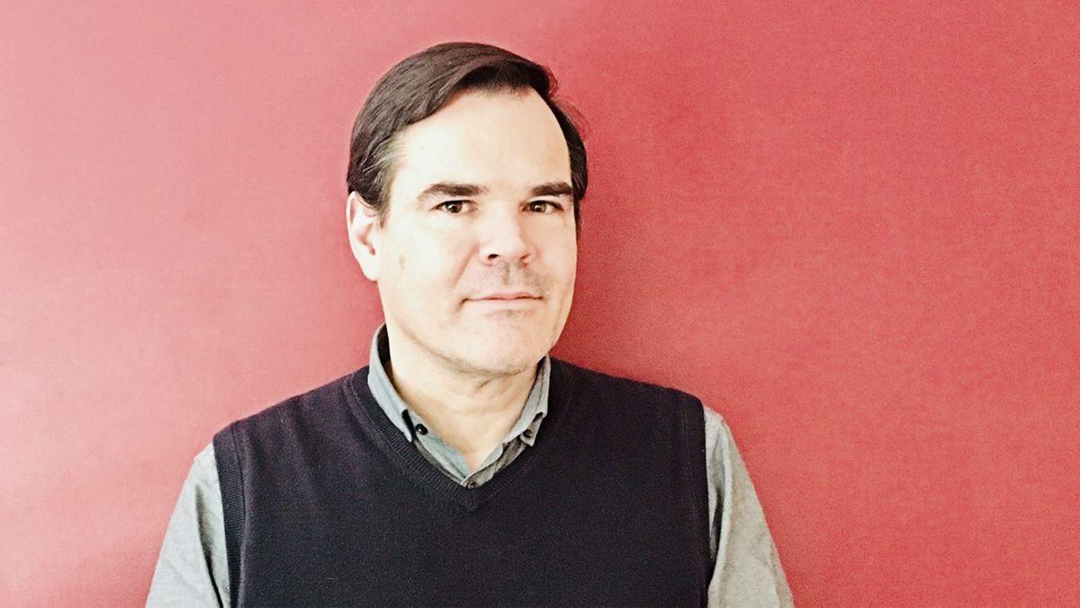 Der Autor Uwe Tellkamp