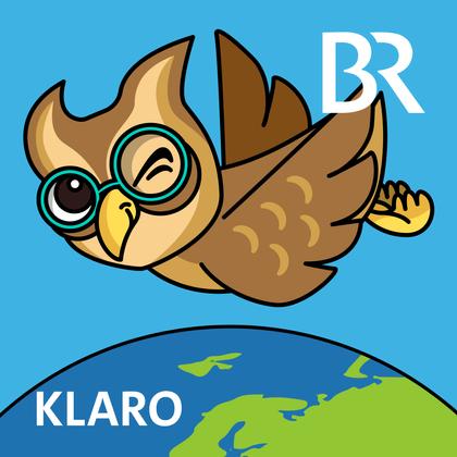 Podcast Cover klaro - Nachrichten für Kinder | © 2017 Bayerischer Rundfunk