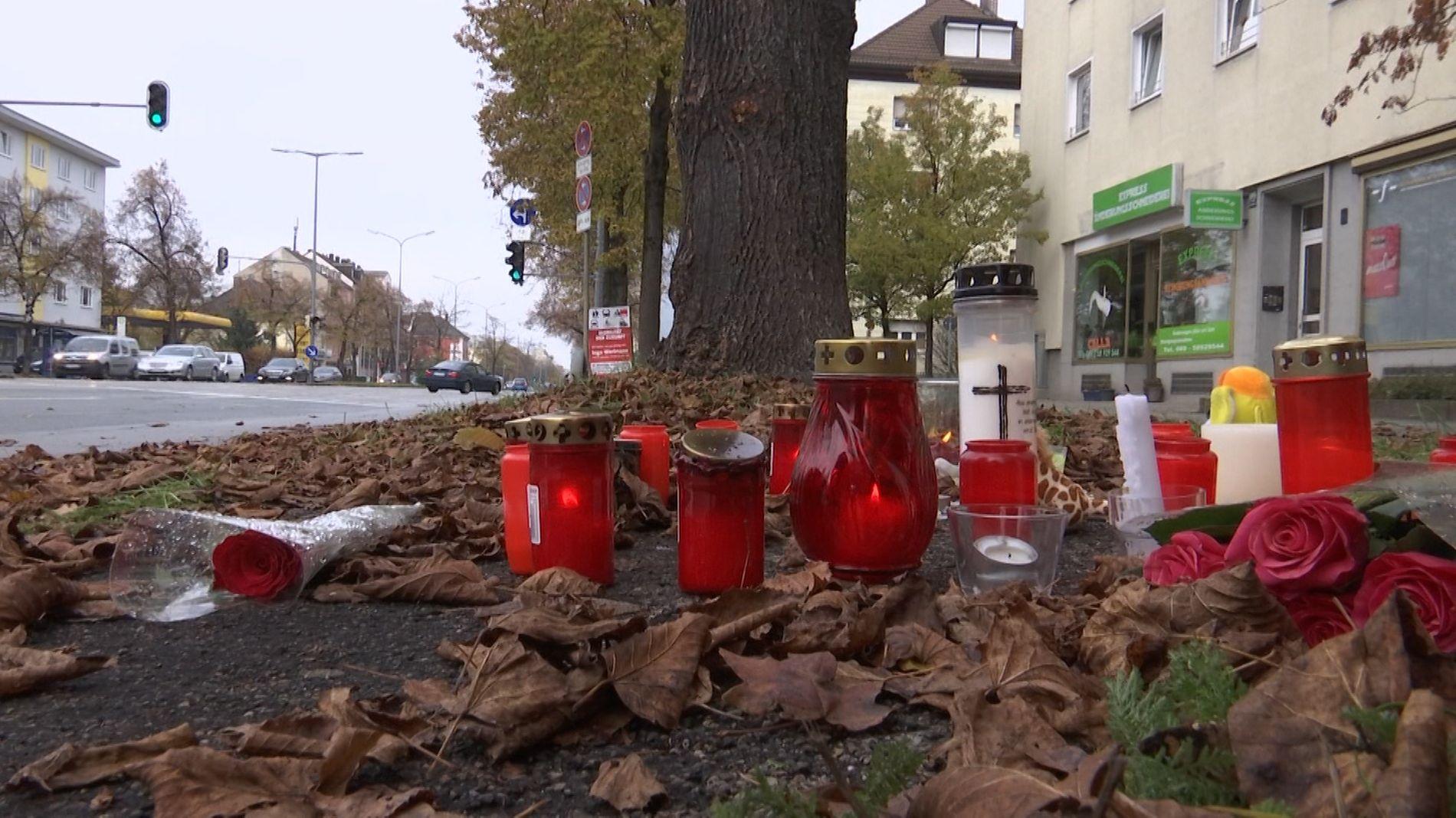 Raserunfall: Trauer nach dem Tod eines 14-Jährigen.