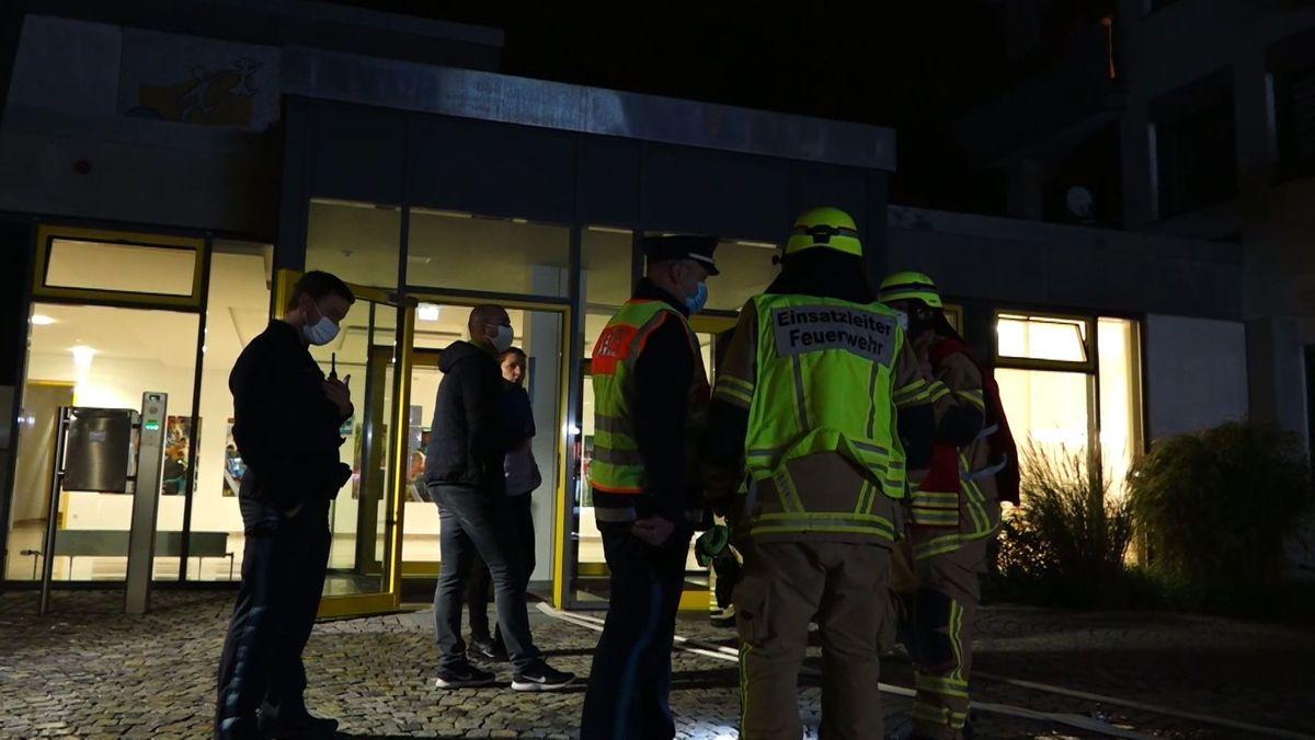 Im Regensburger Kinderheim St. Vincent hat es am Montag gebrannt. Es ist der zweite Brand innerhalb einer Woche.