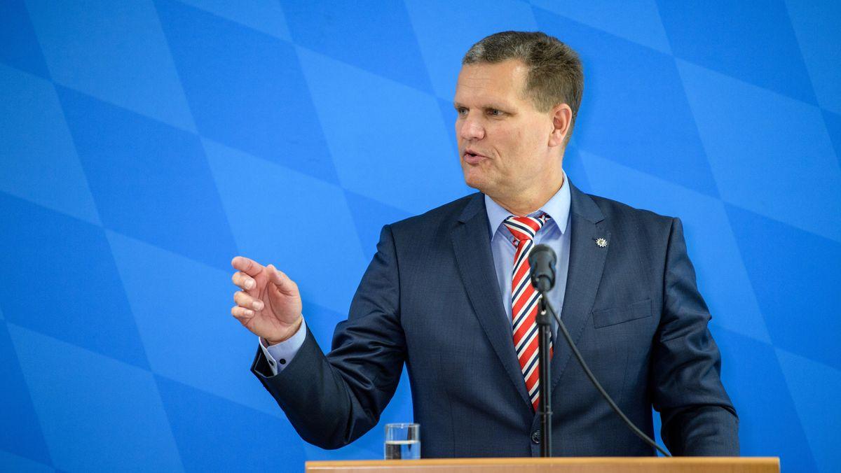 Thomas Hampel, der neue Chef des Münchner Polizeipräsidiums