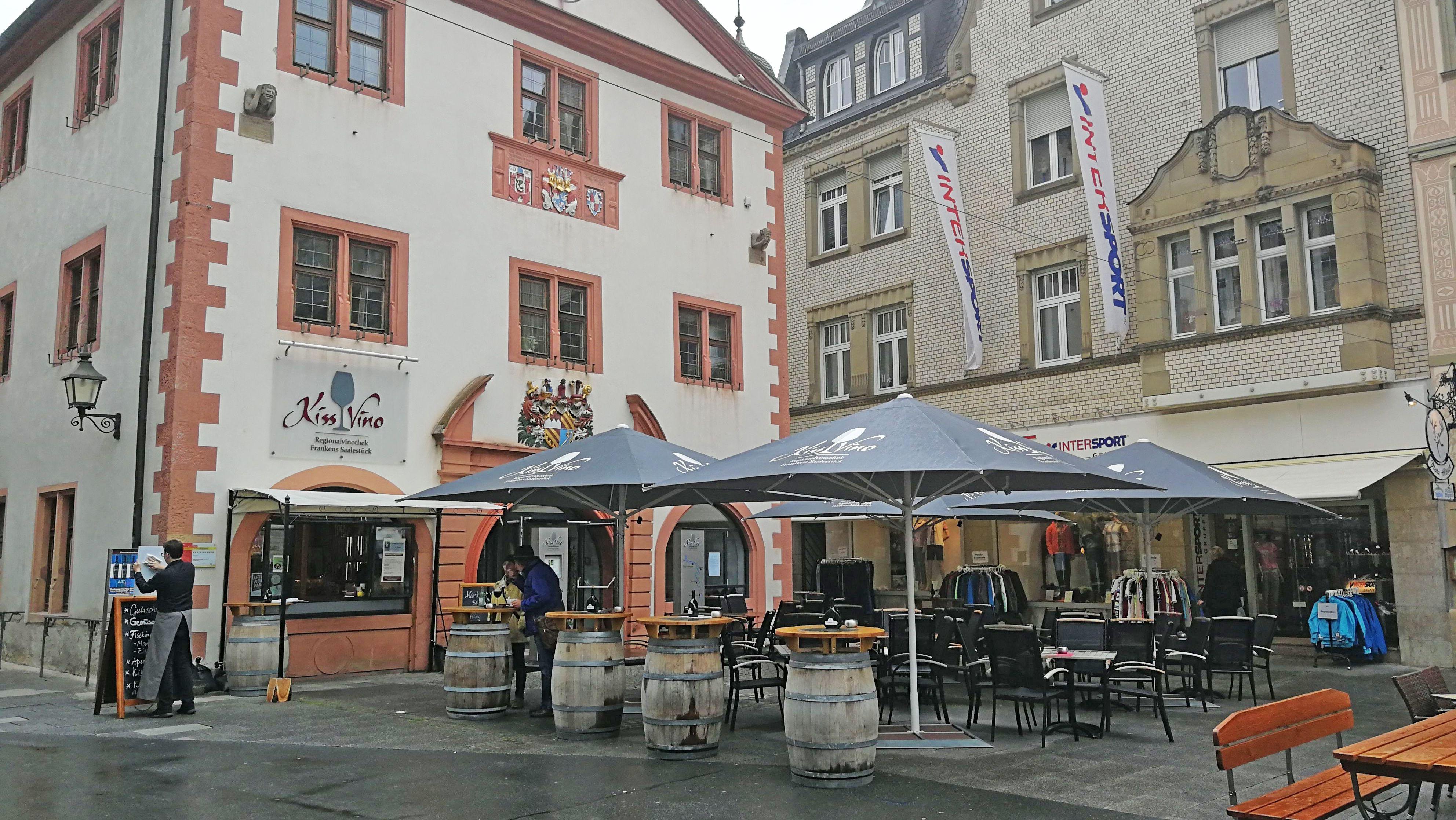 Vinothek der Heiligenfeld GmbH in Bad Kissingen
