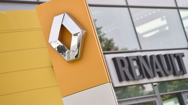 Renault Markenemblem