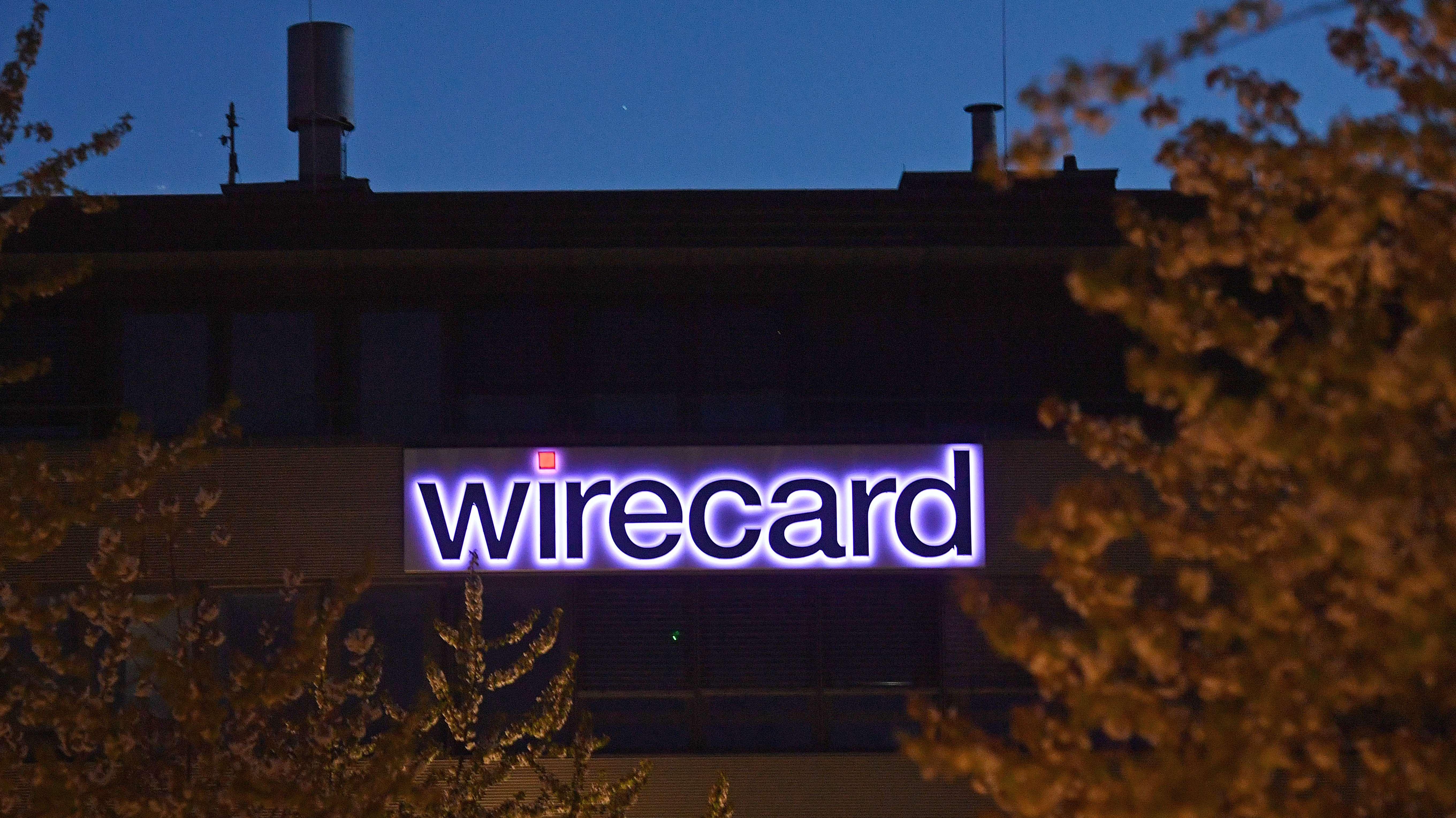 Wirecard Zentrale Aschheim