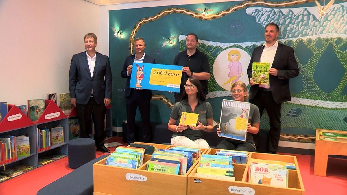 Ausgezeichnet: Münchberger Bücherei eine der besten für Kinder
