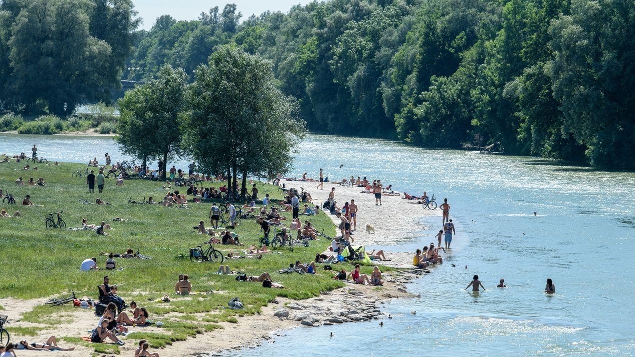 Hitze in Deutschland
