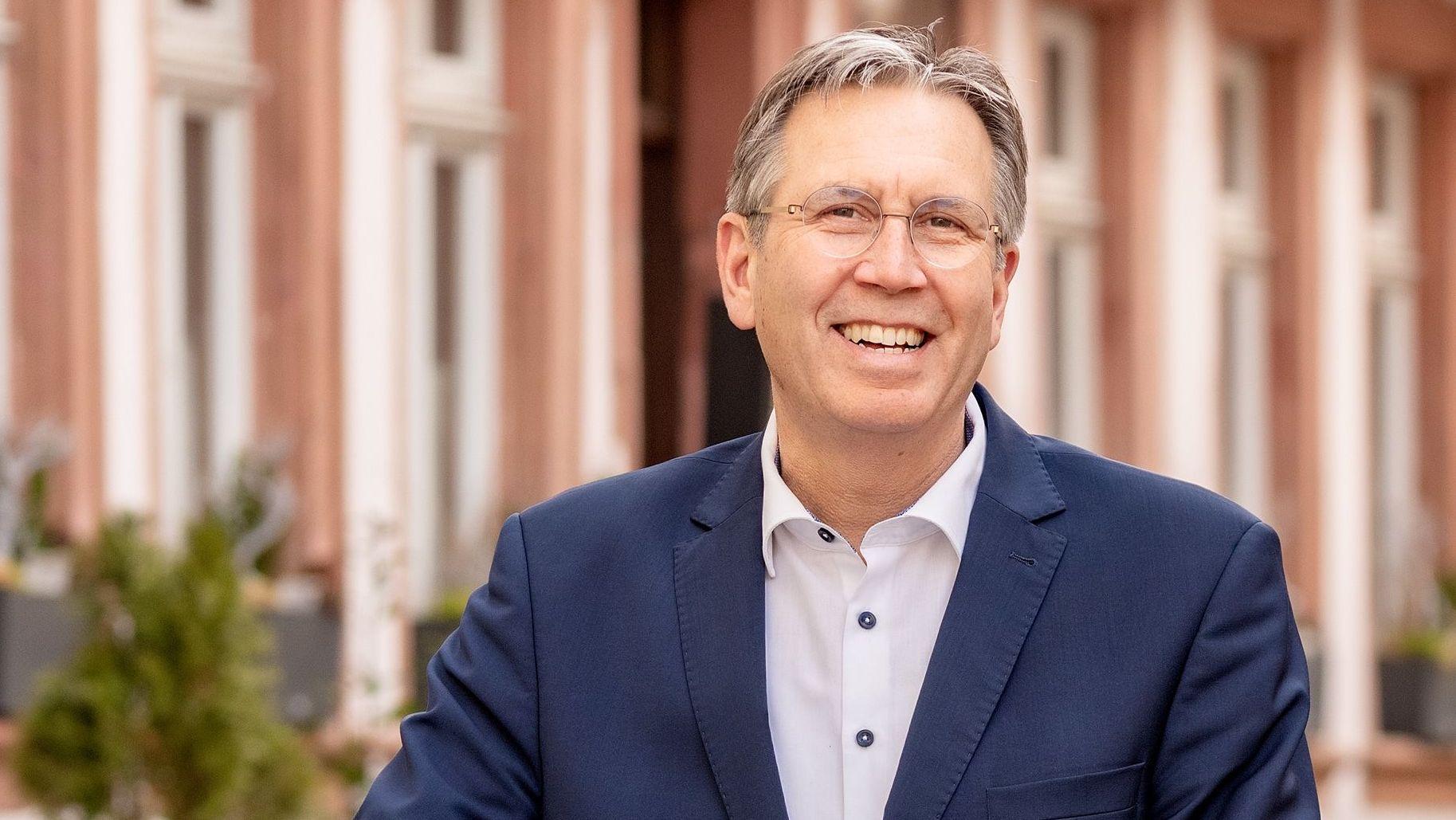 Jürgen Herzing ist neuer Oberbürgermeister in Aschaffenburg