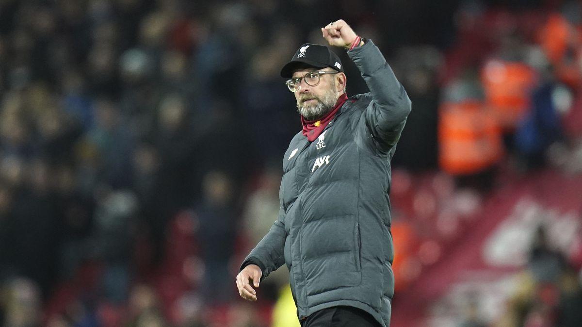 Jürgen Klopp, Trainer des FC Liverpool
