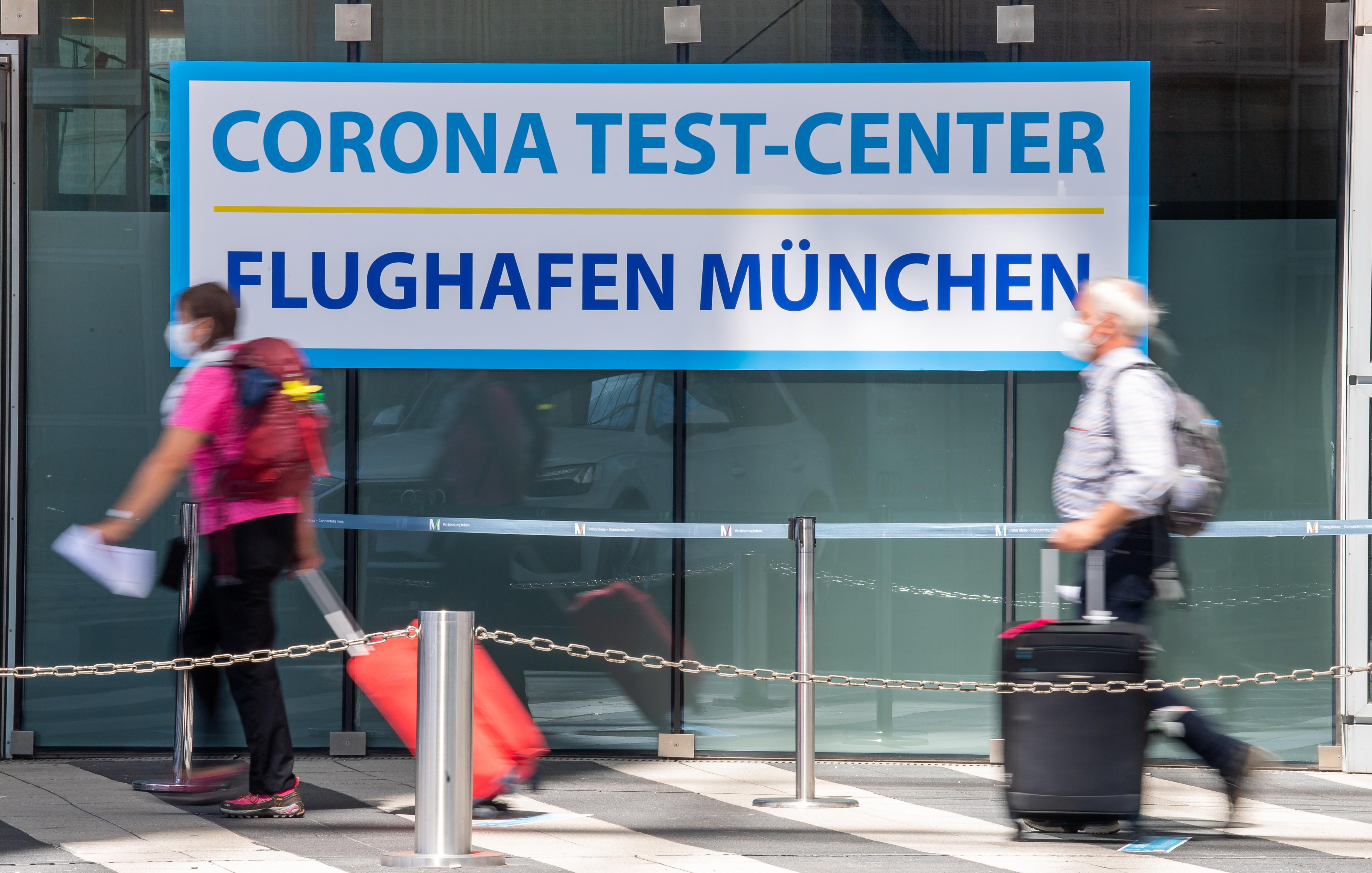 Bayerische Behörden können 46 positive Corona-Tests nicht zuordnen