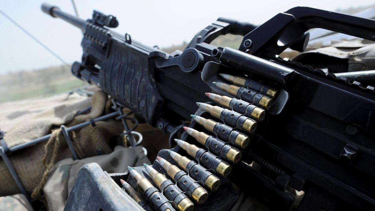 Maschinengewehr MG4 von Heckler & Koch