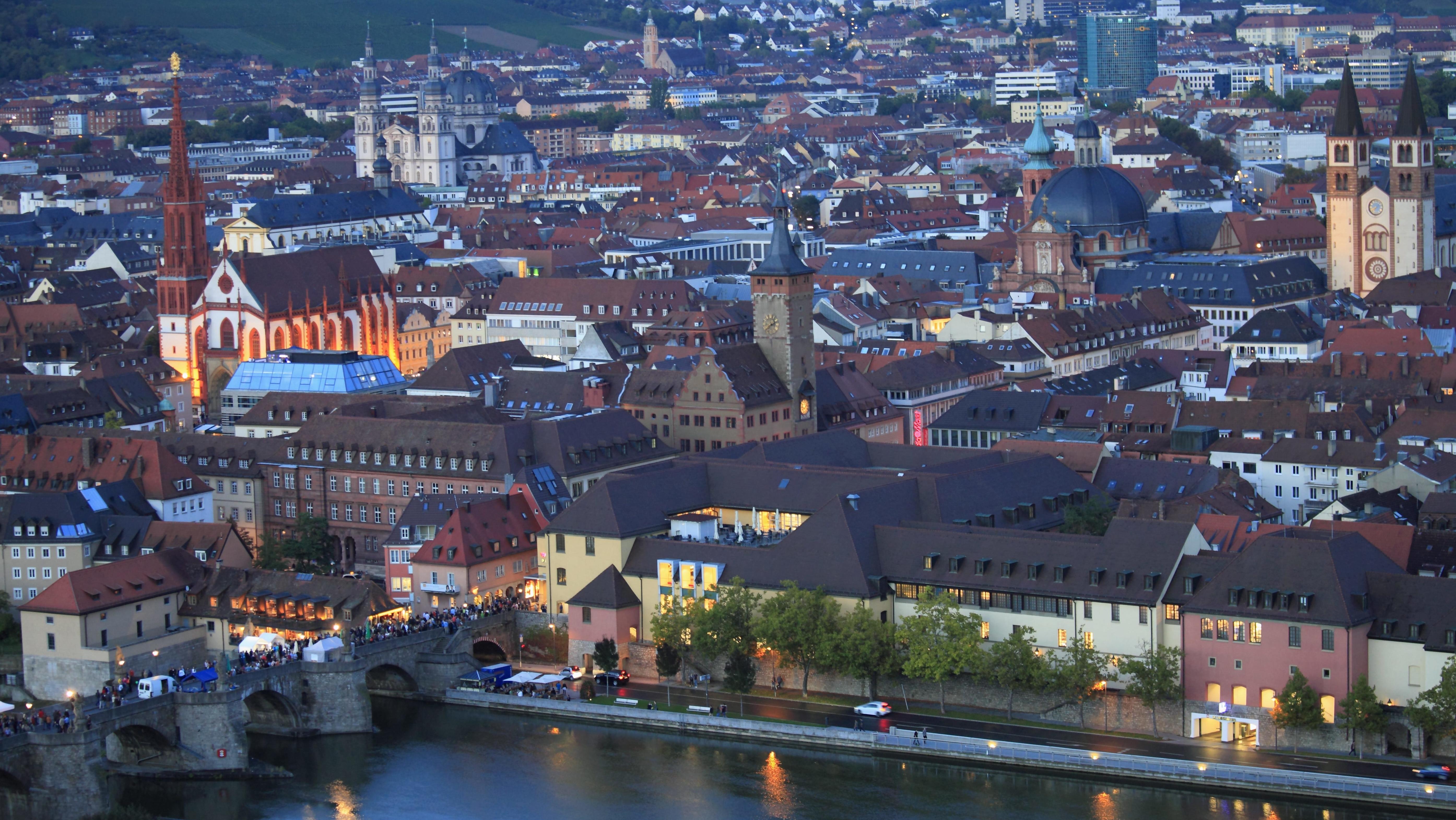 Steigende Mieten und knapper Wohnraum - auch in Würzburg ist der Wohnungsmarkt mittlerweile angespannt.