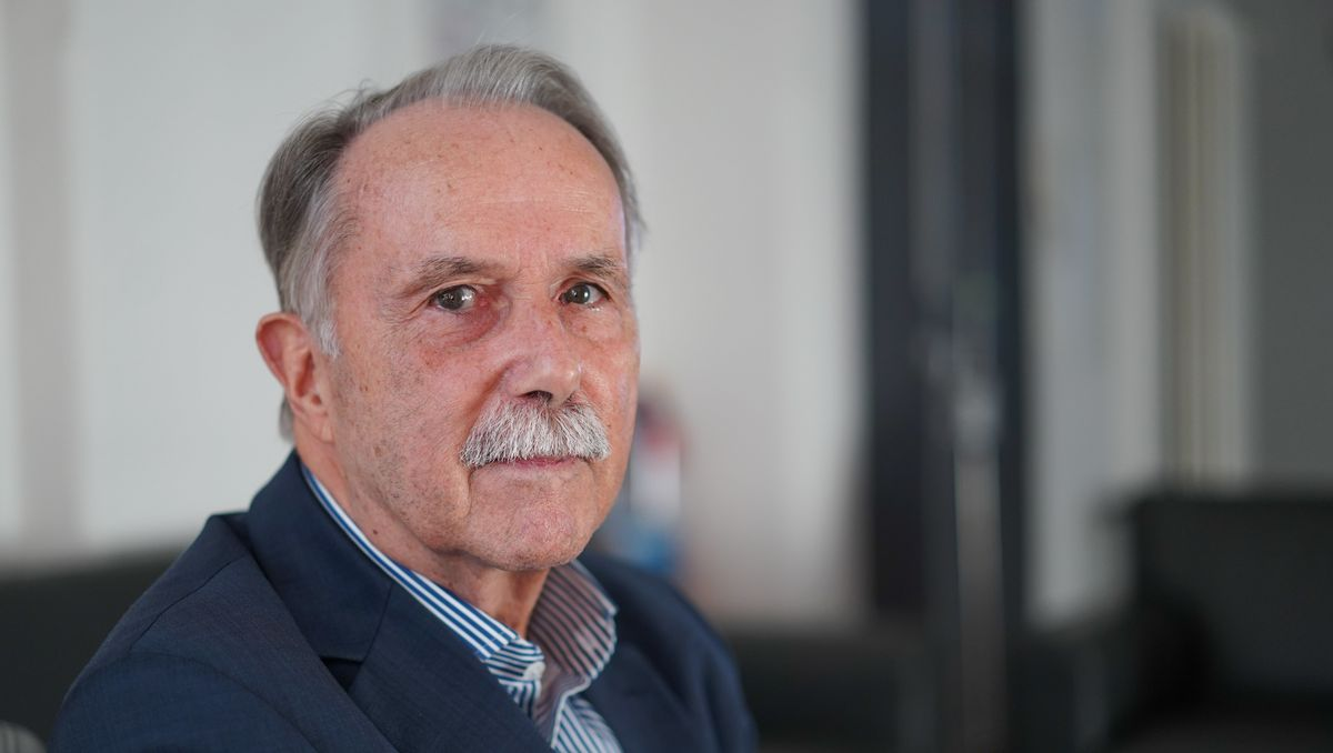 Klaus-Dieter Lehmann, Präsident des Goethe-Instituts