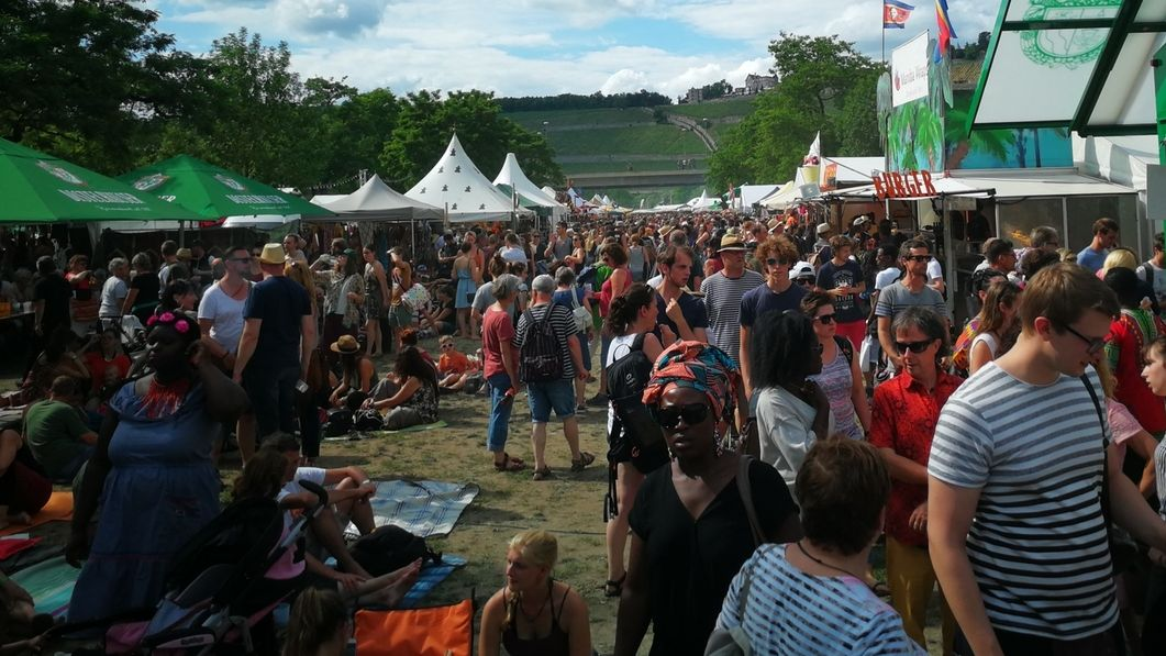 Africa Festival Würzburg 2018