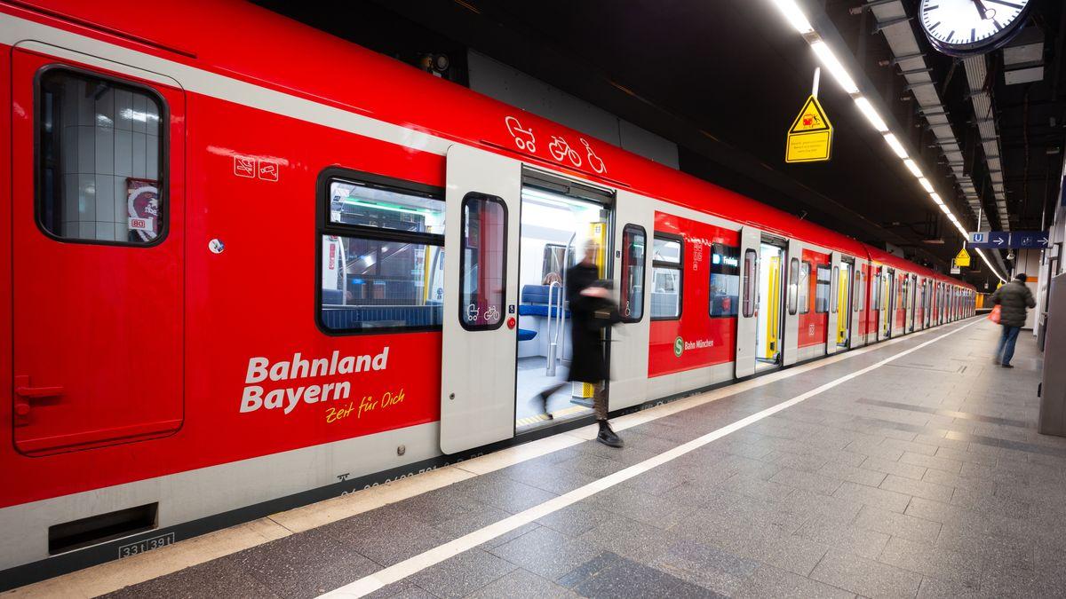 S-Bahn München (Symbolbild)