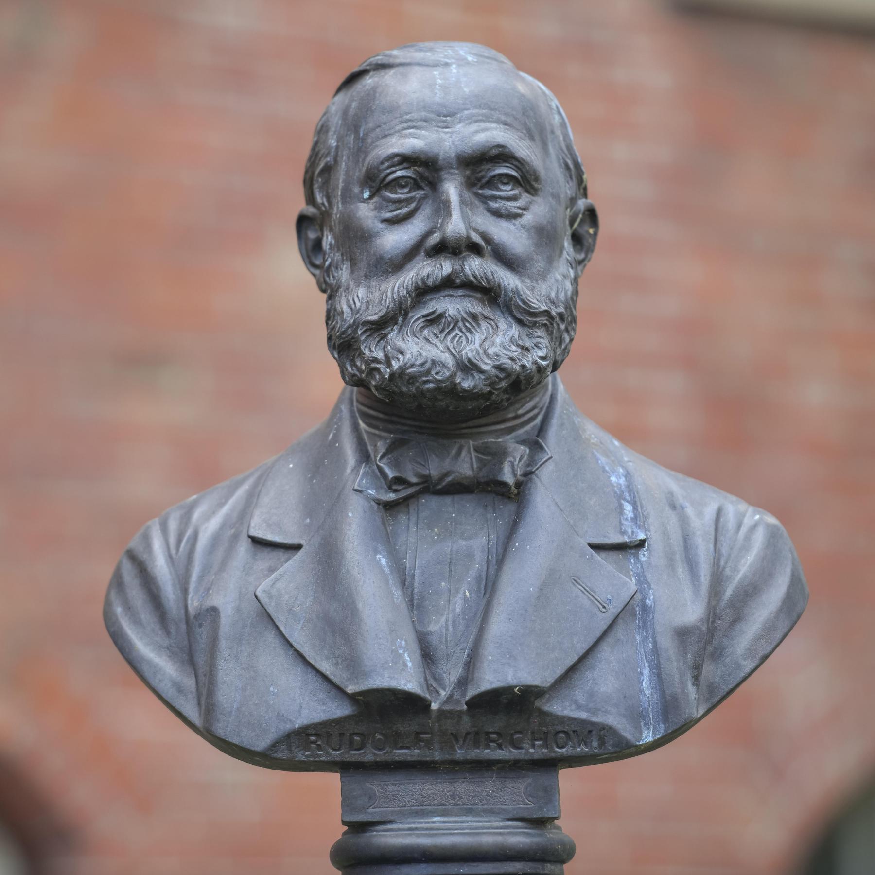 Rudolf Virchow - Gründer der modernen Pathologie