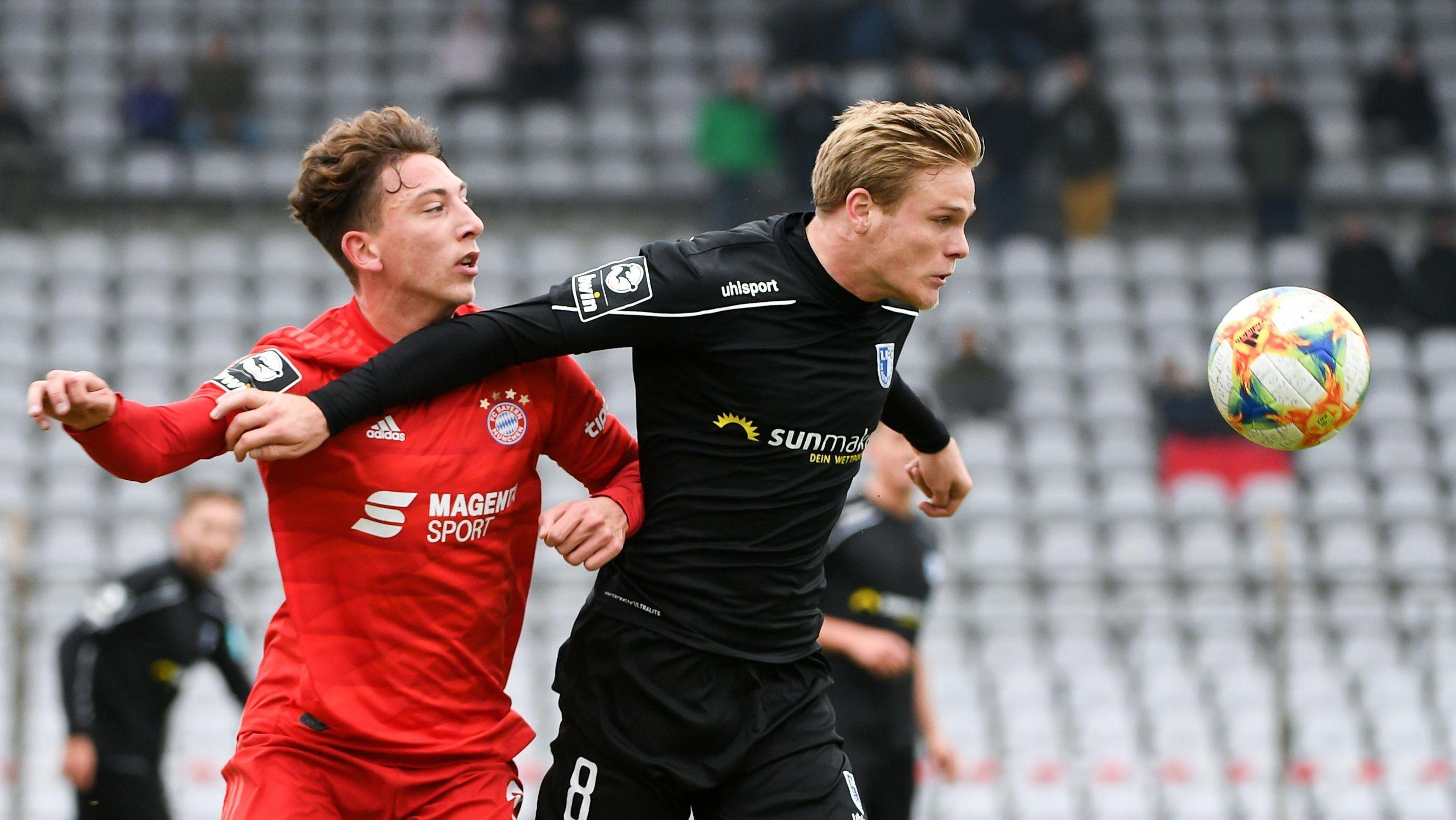 FC Bayern München II - 1. FC Magdeburg