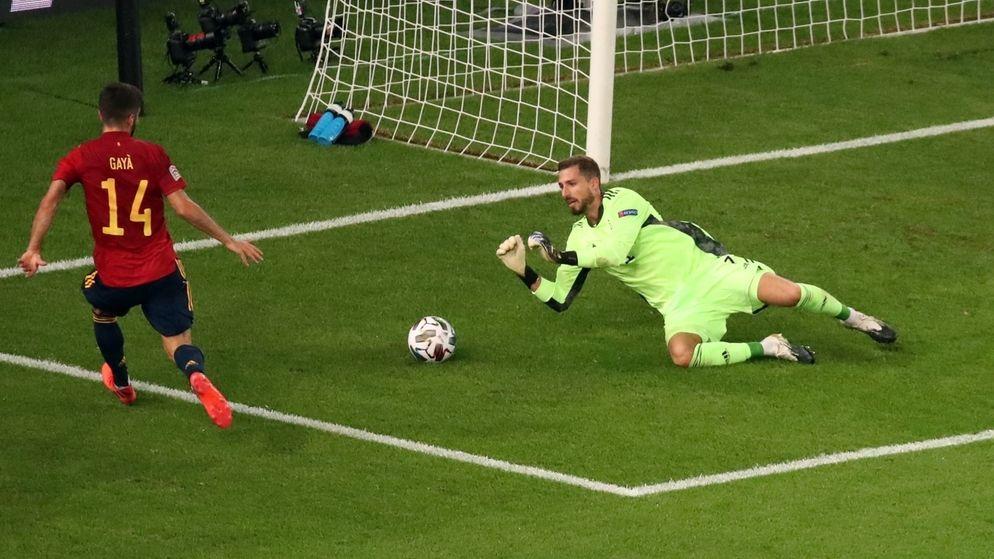 José Gayà erzielt den Last-Minute-Gegentreffer
