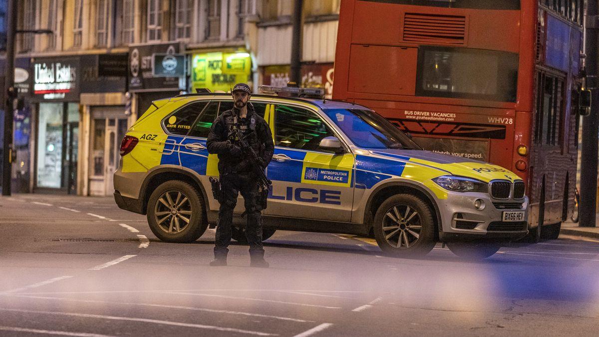 Der Angriff ereignete sich in Streatham im Süden der britischen Hauptstadt London.