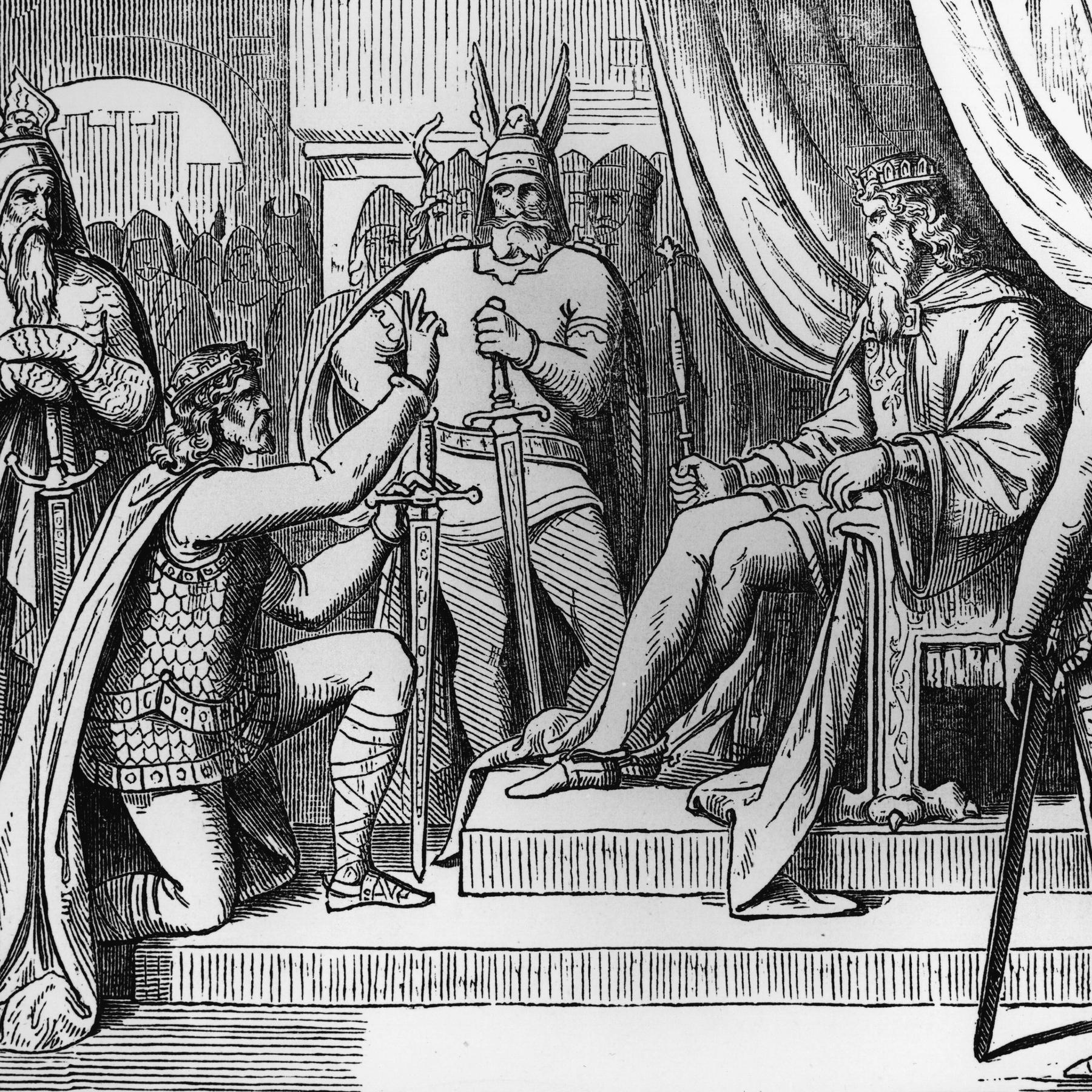 Tassilo III. - Das Ende der Agilolfinger
