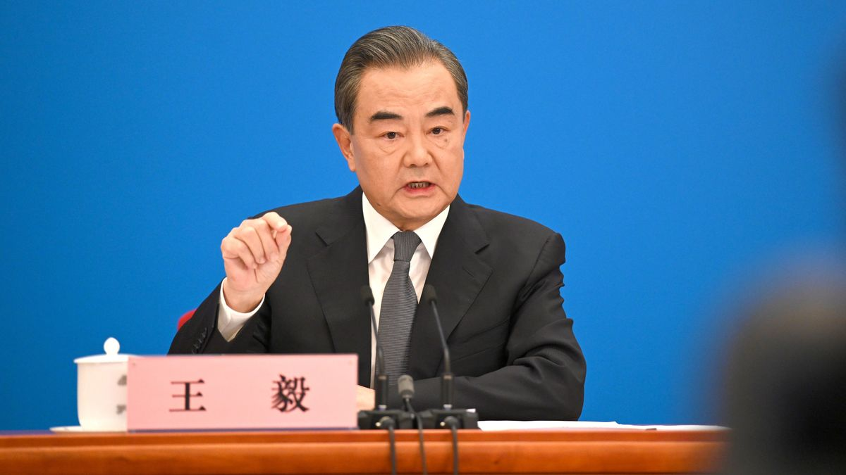 Der chinesische Außenminister Wang Yi