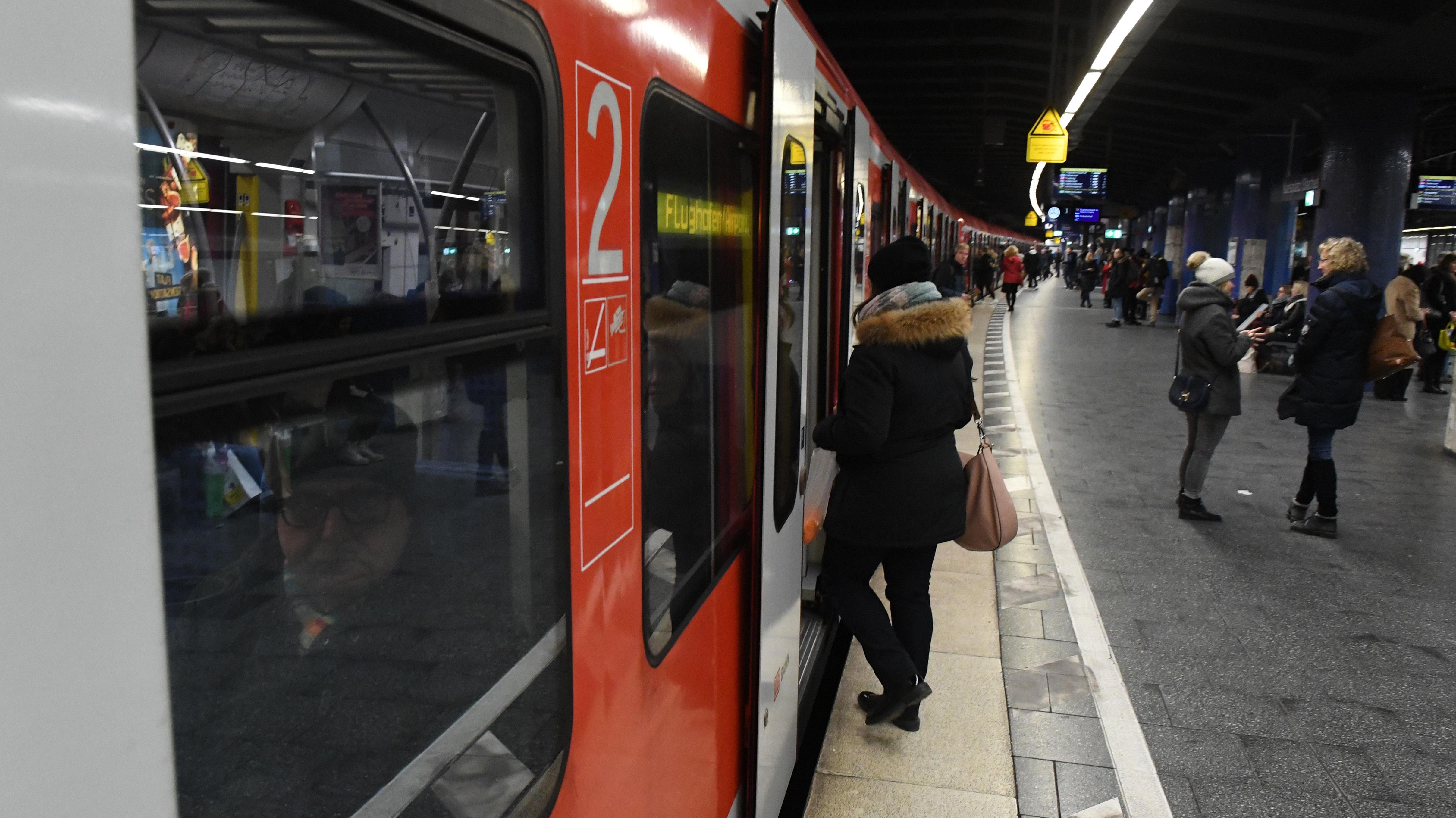 Münchner S-Bahn Stammstrecke