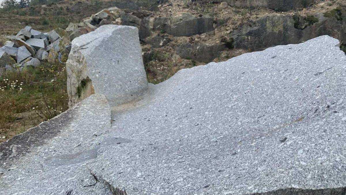 Granit im Bayerischen Wald