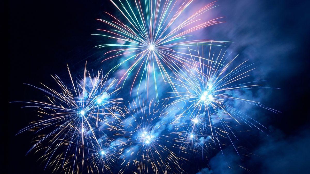 Ein Feuerwerk wie dieses muss an Silvester wegen Corona ausfallen.
