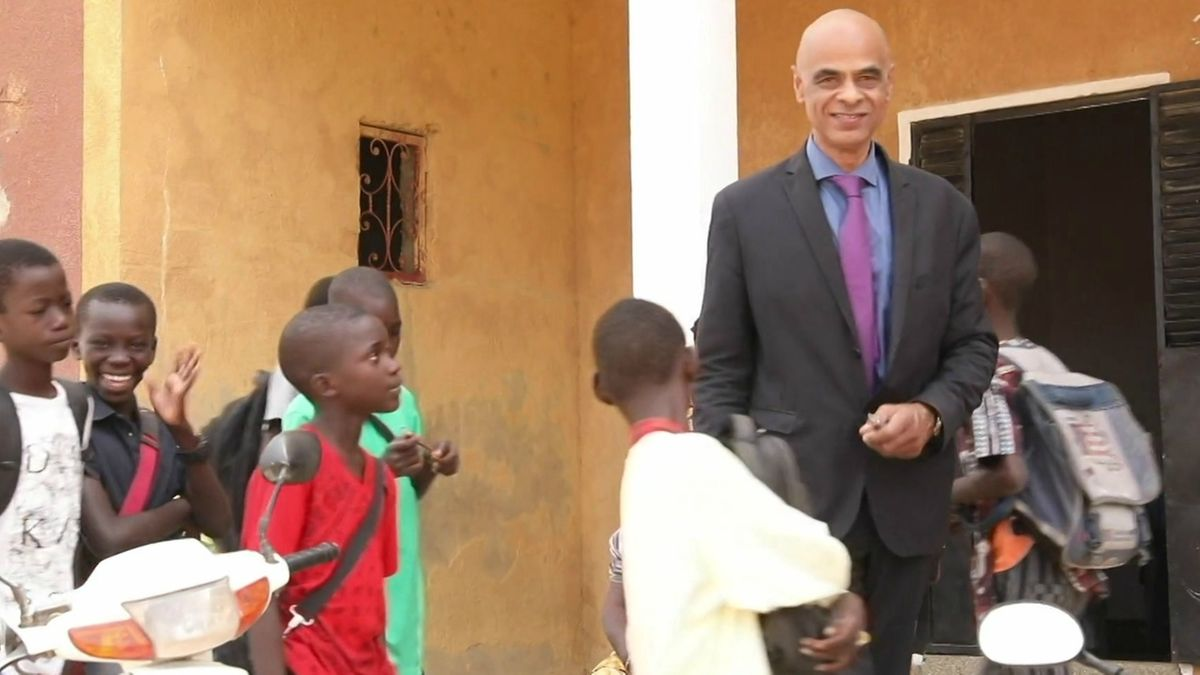 Hilfe zur Selbsthilfe: Fränkische Solartechnologie für Afrika