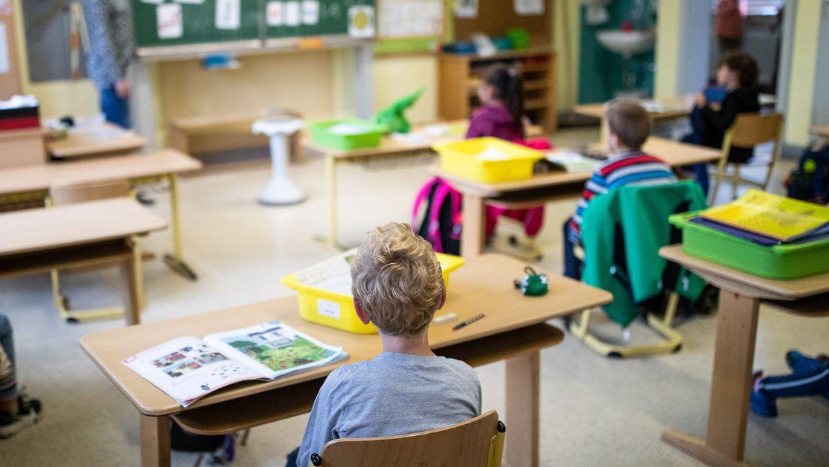 Neues Corona-Testkonzept für bayerische Grundschulen